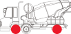 Cement Truck (All Position)
