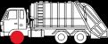 Garbage Truck (Steer)